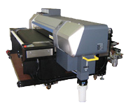 Digital textile belt printer