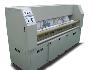 Heat fixation for digital textile printing